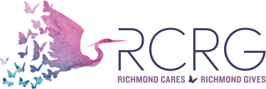 Richmond Cares, Richmond Gives (RCRG) Logo