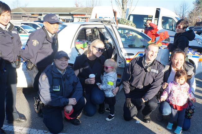 2018 Richmond RCMP Toy Drive