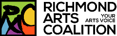 Richmond Arts Coalition Logo