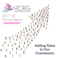RCRG 2017-18 Annual Report