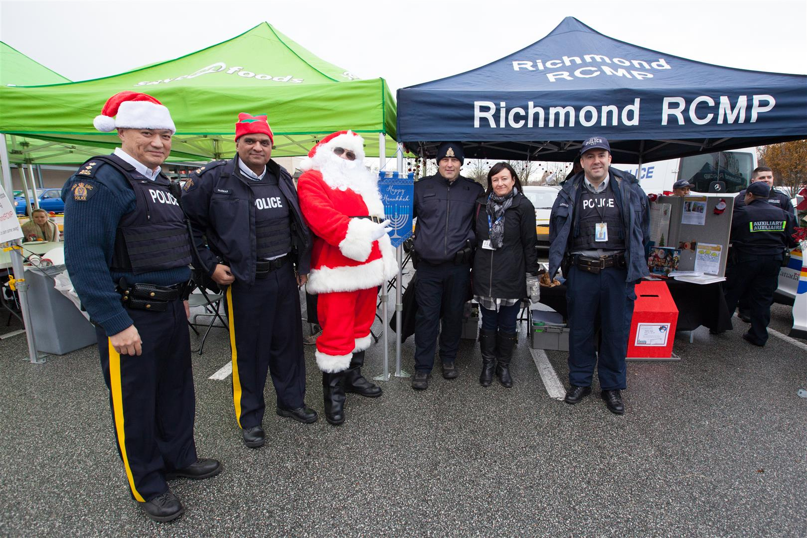 2018 RCMP Toy Drive