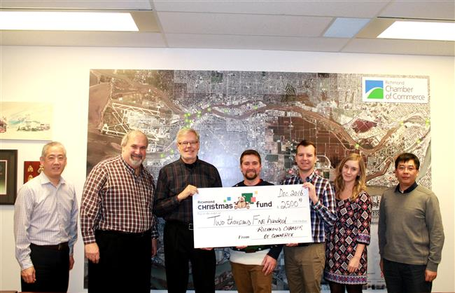 Chamber of Commerce Donation 2016 650