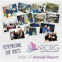 RCRG 2016-17 Annual Report Cover 200