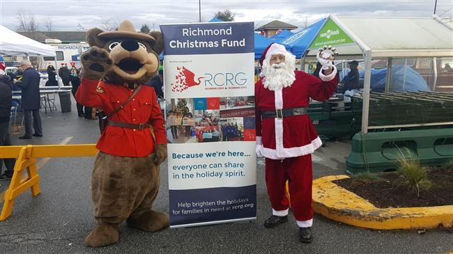 Richmond RCMP Toy Drive 650
