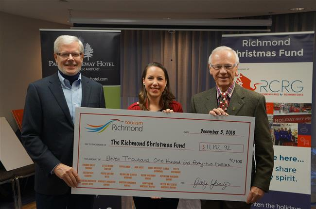 Tourism Richmond's Day of Giving 650